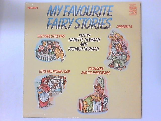 My Favourite Fairy Stories - Volume 1 By Nanette Newman