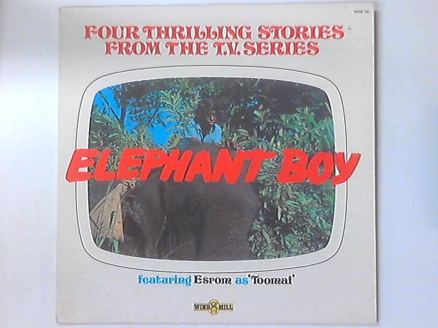 Elephant Boy by Esrom
