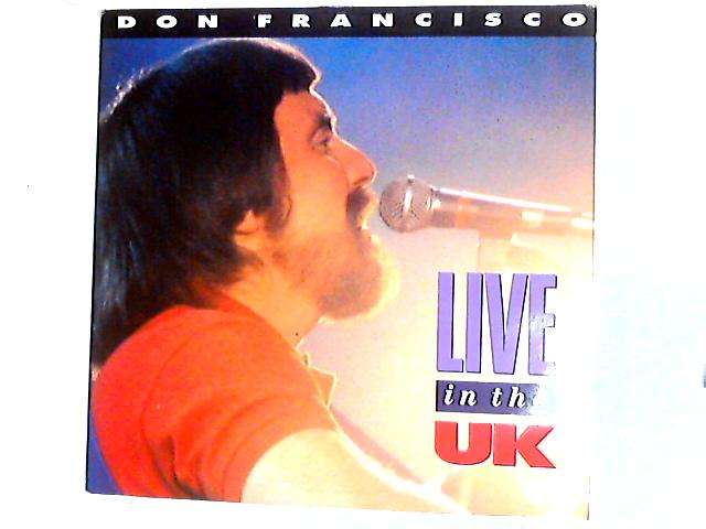 Live In The UK LP by Don Francisco