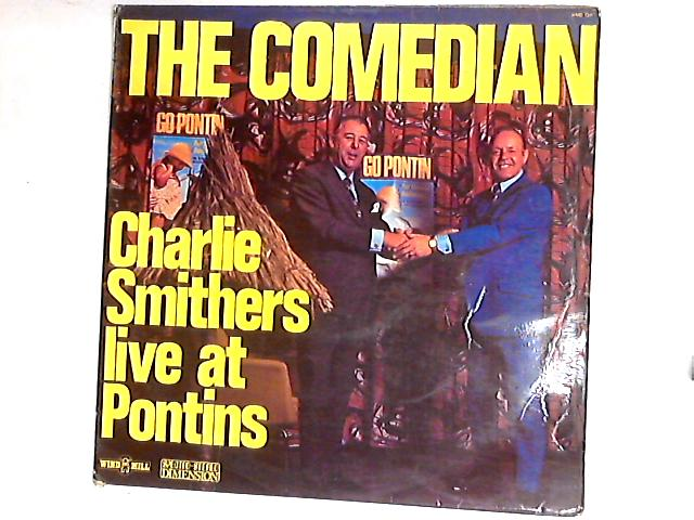 The Comedian Live At Pontins LP by Charlie Smithers