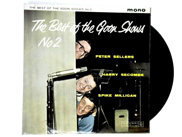 The Best Of The Goon Shows No. 2 LP 1st by The Goons
