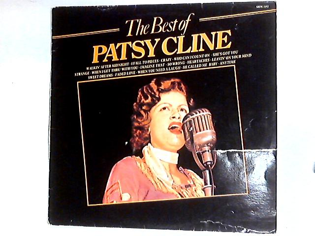The Best Of Patsy Cline Comp by Patsy Cline