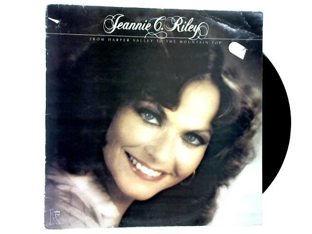 From Harper Valley To The Mountain Top LP 1st By Jeannie C. Riley