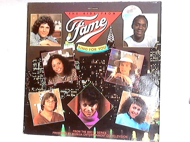 Sing For You LP by The Kids From Fame