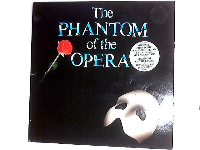 The Phantom Of The Opera 2 x LP Gat + Booklet by Andrew Lloyd Webber