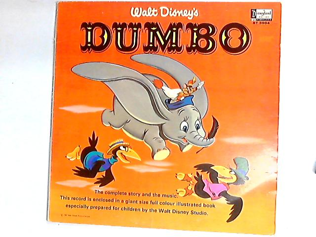 Walt Disney's Dumbo: L.P. Record And Pop-Up Panorama Storybook LP Gat by Unknown Artist