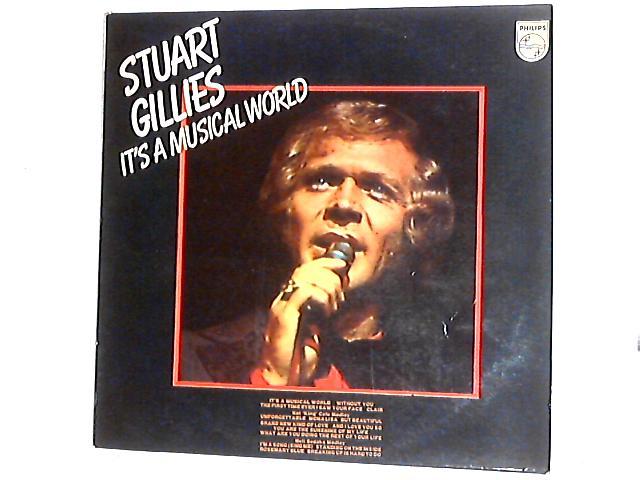 It's A Musical World LP by Stuart Gillies