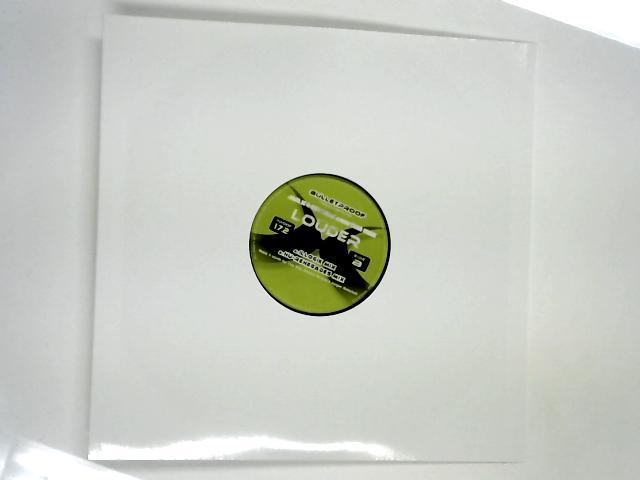 Louder, Pt II 12in no slv By JamX & De Leon w/ Tom Wax