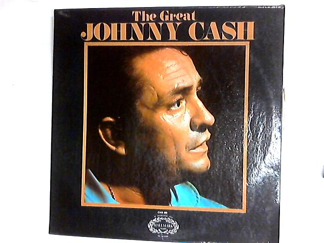 The Great Johnny Cash Comp by Johnny Cash