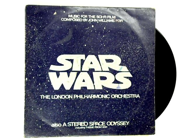Star Wars / Stereo Space Odyssey LP 1st by LPO / Handley