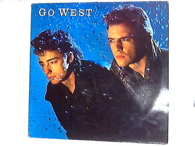 Go West LP by Go West