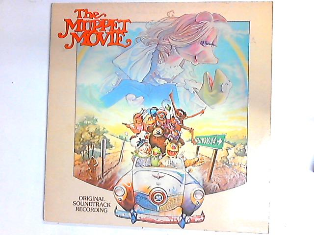 The Muppet Movie - Original Soundtrack Recording LP Gat by The Muppets