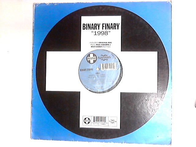 1998 12in by Binary Finary