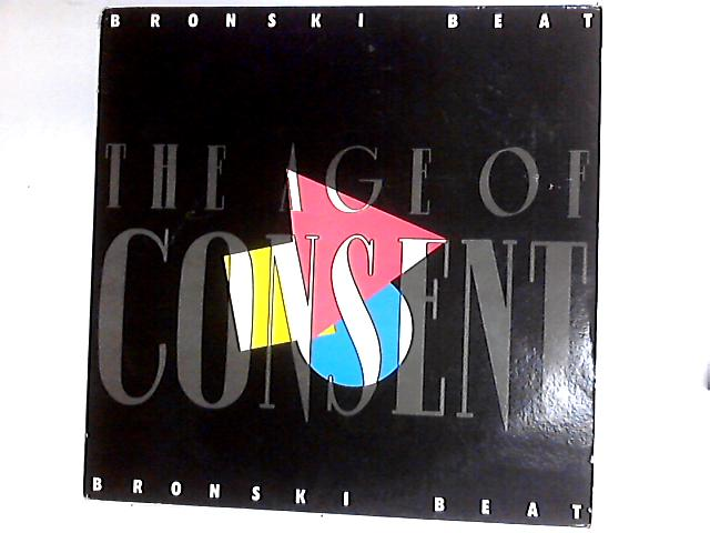 The Age Of Consent LP by Bronski Beat