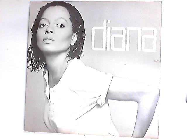 Diana LP Gat by Diana Ross