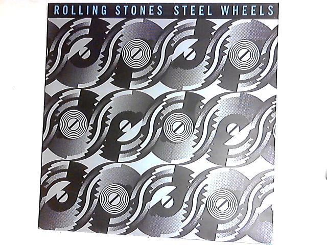 Steel Wheels LP by The Rolling Stones