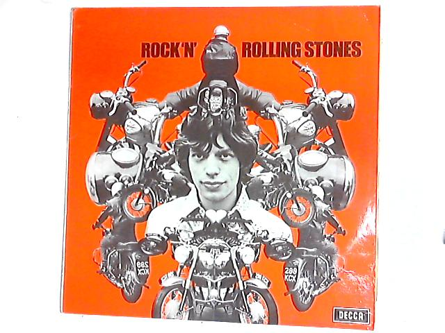 Rock 'N' Rolling Stones LP by The Rolling Stones
