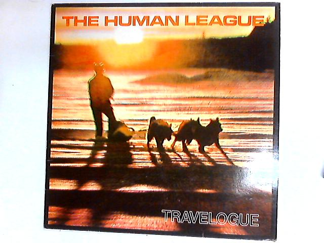 Travelogue LP by The Human League