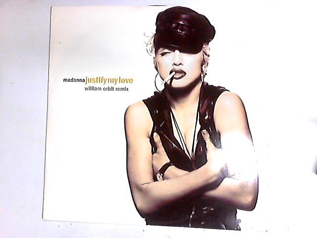 Justify My Love (William Orbit Remix) 12in by Madonna
