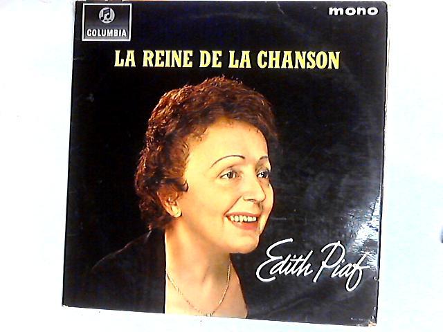 La Reine De La Chanson LP by Edith Piaf