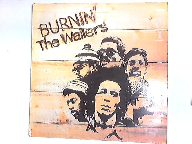 Burnin' LP by The Wailers