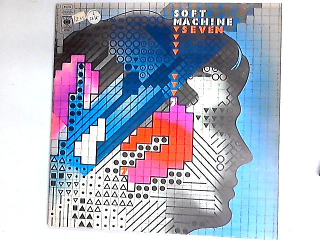 Seven LP Gat by Soft Machine