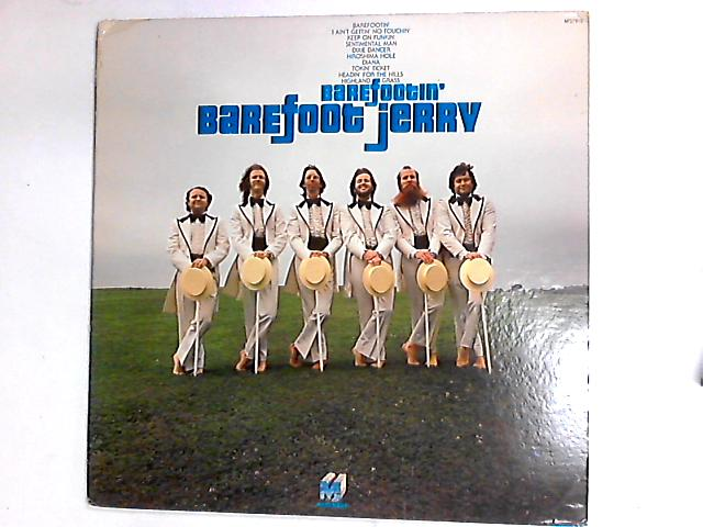 Barefootin' LP by Barefoot Jerry
