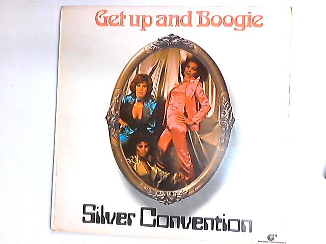 Get Up And Boogie LP by Silver Convention