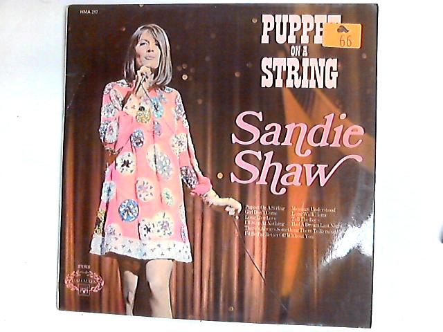 Puppet On A String Comp by Sandie Shaw