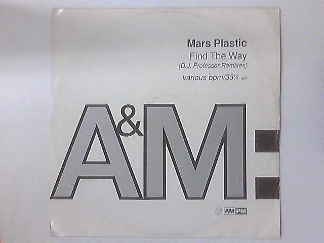 Find The Way (D.J . Professor Remixes) by Mars Plastic