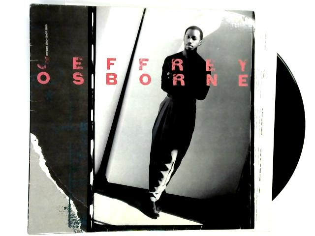 One Love - One Dream LP 1st by Jeffrey Osborne