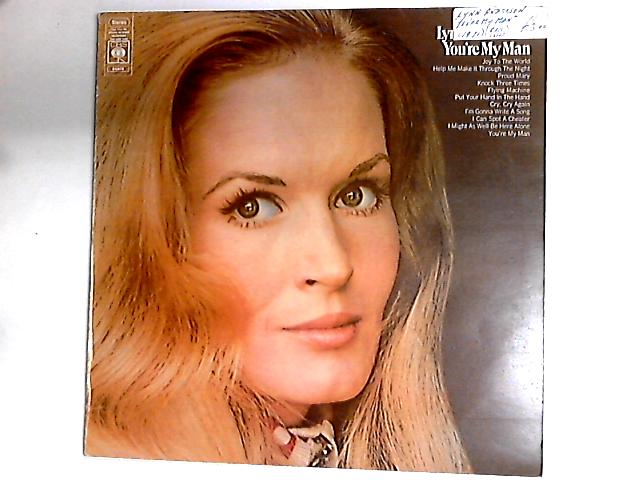 You're My Man LP By Lynn Anderson