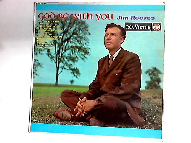 God Be With You LP By Jim Reeves