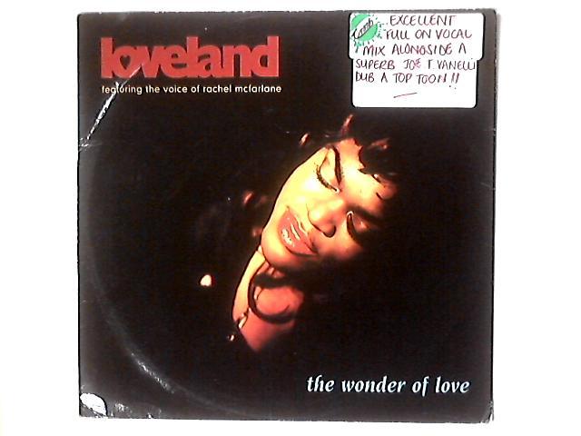 The Wonder Of Love by Loveland
