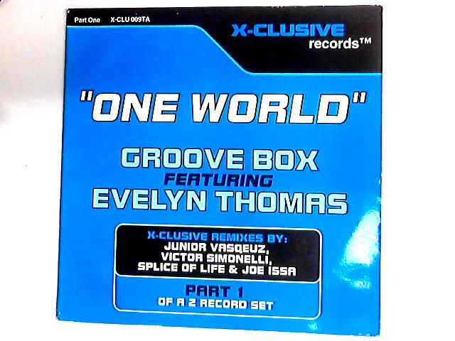 One World 12in By Groove Box