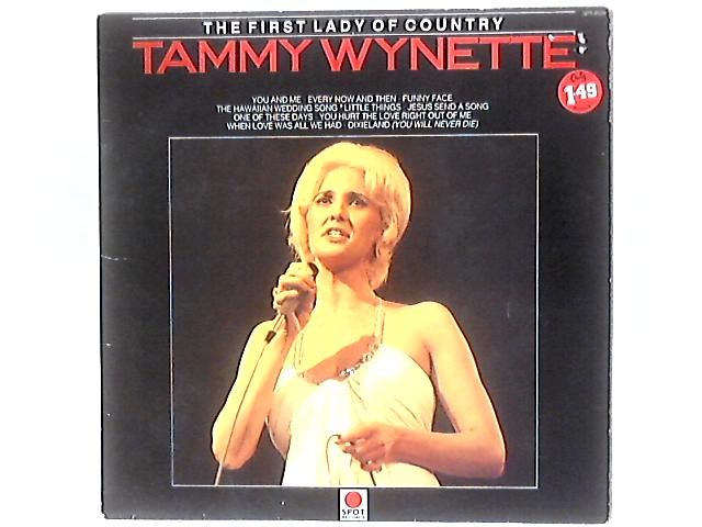 The First Lady Of Country By Tammy Wynette