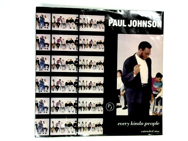 Every Kinda People 12in 1st By Paul Johnson