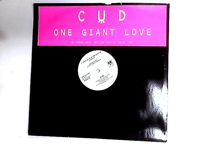 One Giant Love 12in By CUD