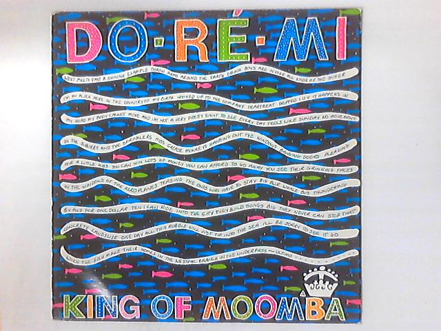 King Of Moomba by Do-R