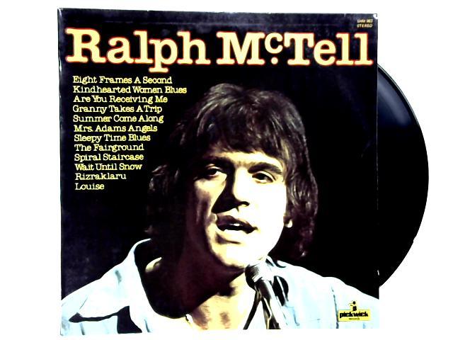 Ralph McTell LP 1st by Ralph McTell