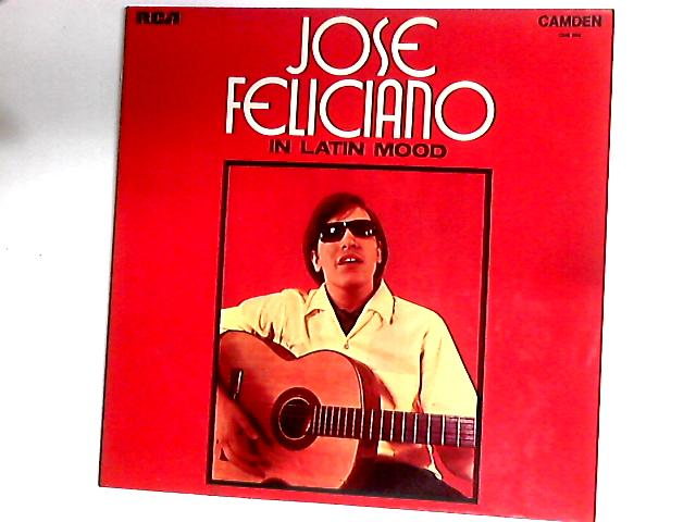 In Latin Mood LP by Jos