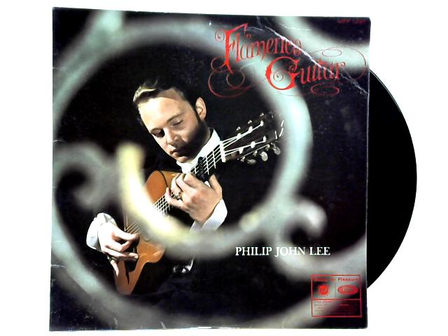 Flamenco Guitar LP 1st by Philip John Lee