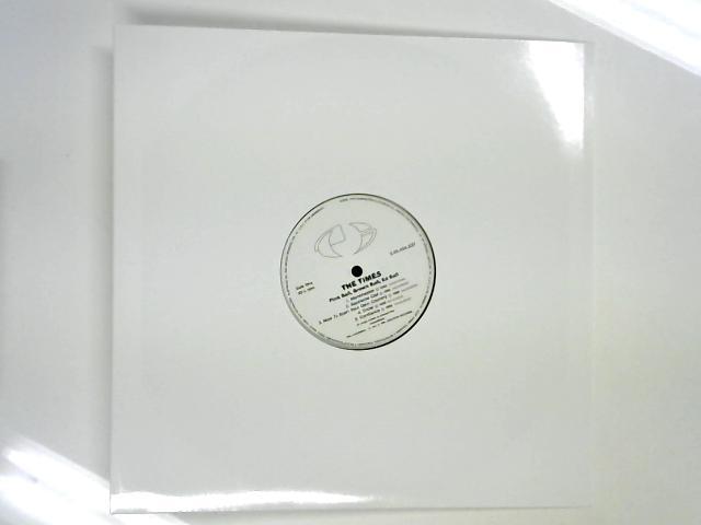 Pink Ball, Brown Ball, Ed Ball LP no slv by The Times