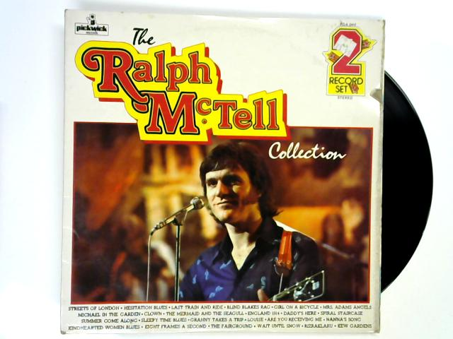 The Ralph McTell Collection 2xLP1st by Ralph McTell