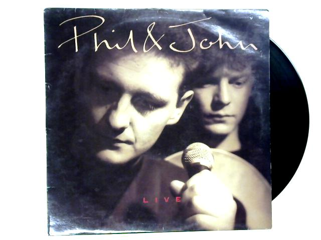 Live LP 1st By Phil & John