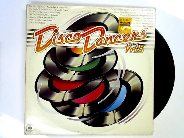 Disco Dancers Volume 2 LP 1st by Various
