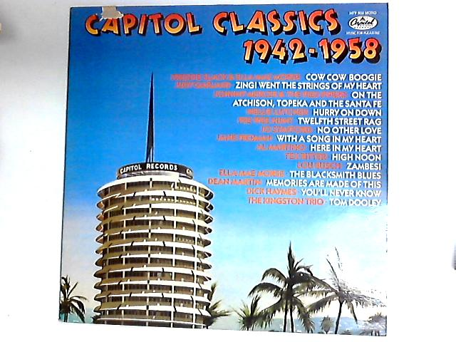 Capitol Classics 1942-1958 Comp By Various