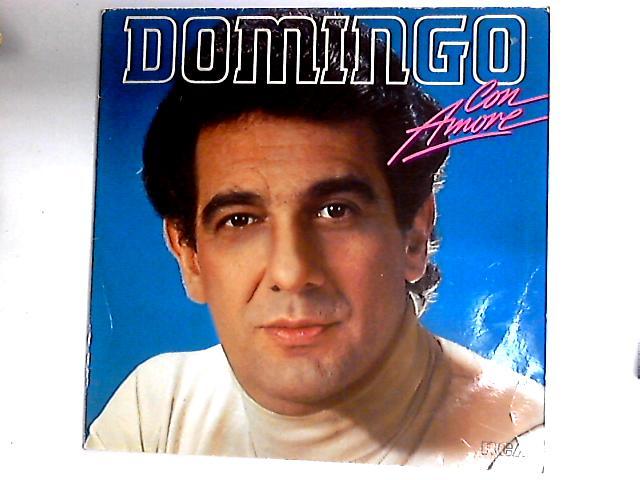 Domingo: Con Amore Comp By Placido Domingo