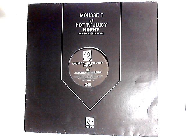 Horny (Boris Dlugosch Mixes) 12in by Mousse T.