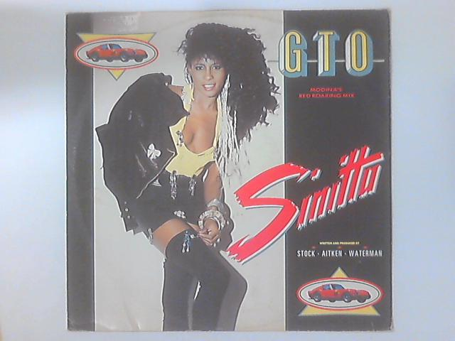 GTO (Modina's Red Roaring Mix) by Sinitta